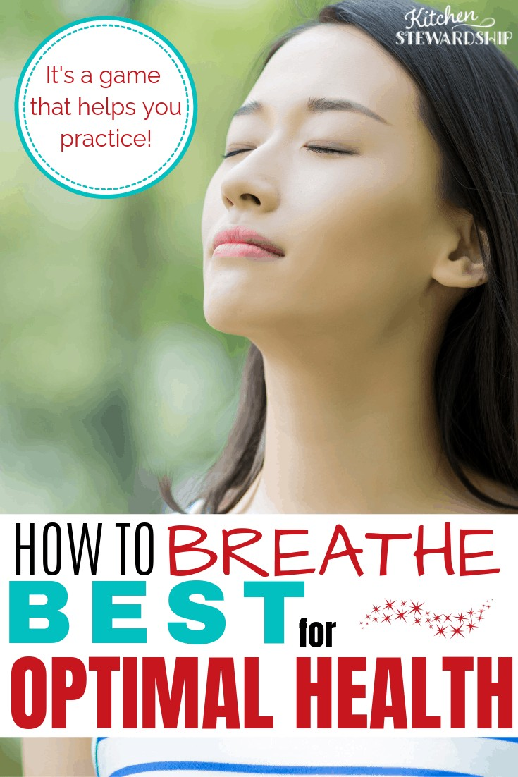 How to Breathe Best for Optimal Health