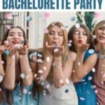 Natural Spa Party Bachelorette Party