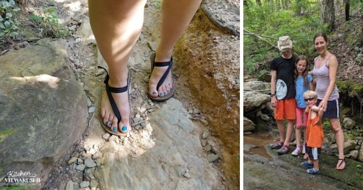 Earth Runner Barefoot Sandals