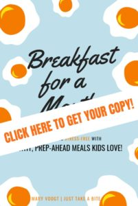 Breakfast for a Month eBook