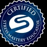 Certified Stress Mastery Educator Badge