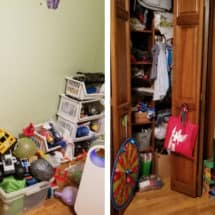 How to Organize a Room (& Toys) When Fighting a Dust Allergy