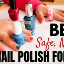 Best (Safe, Natural) Nail Polish For Kids