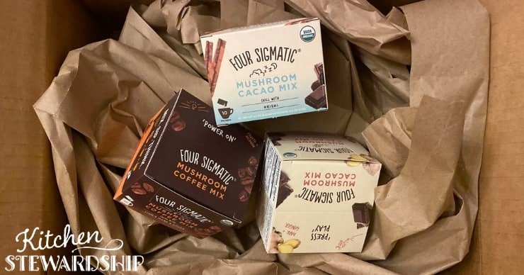 Four sigmatic products