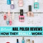 Natural Nail Polish Reviews: How They Really Work REVEALED