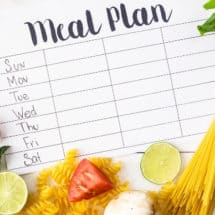 Meal Planning Doesn't Have to Be Invisible Labor – How to Get Started and Get the Whole Family Involved (with Jess Dang of Cooksmarts)