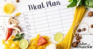 quarantine meal plans