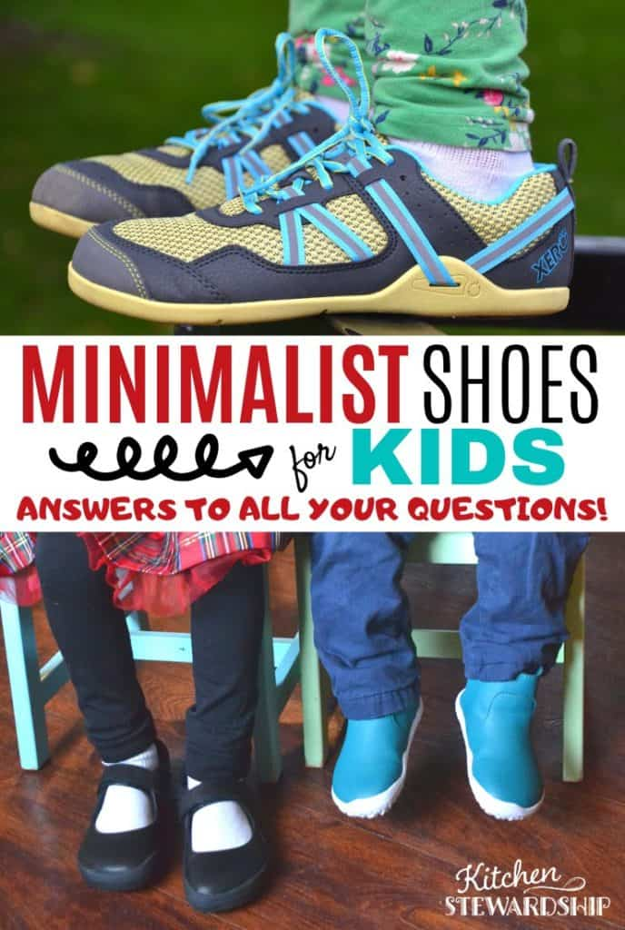 Minimalist Shoes for Kids, best barefoot shoes