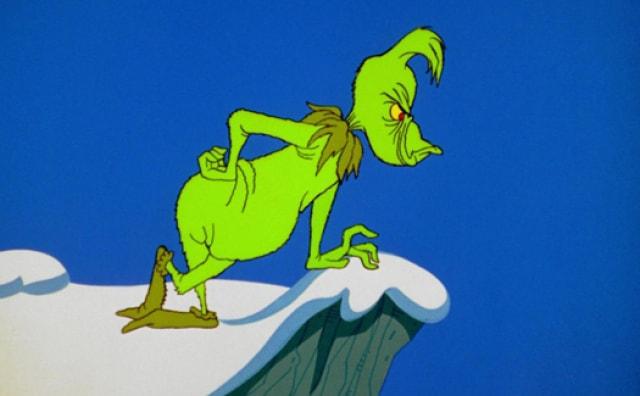 Grinch on Mount Crumpet