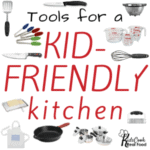 Kids Cook Real Food Video eCourse Resources Page