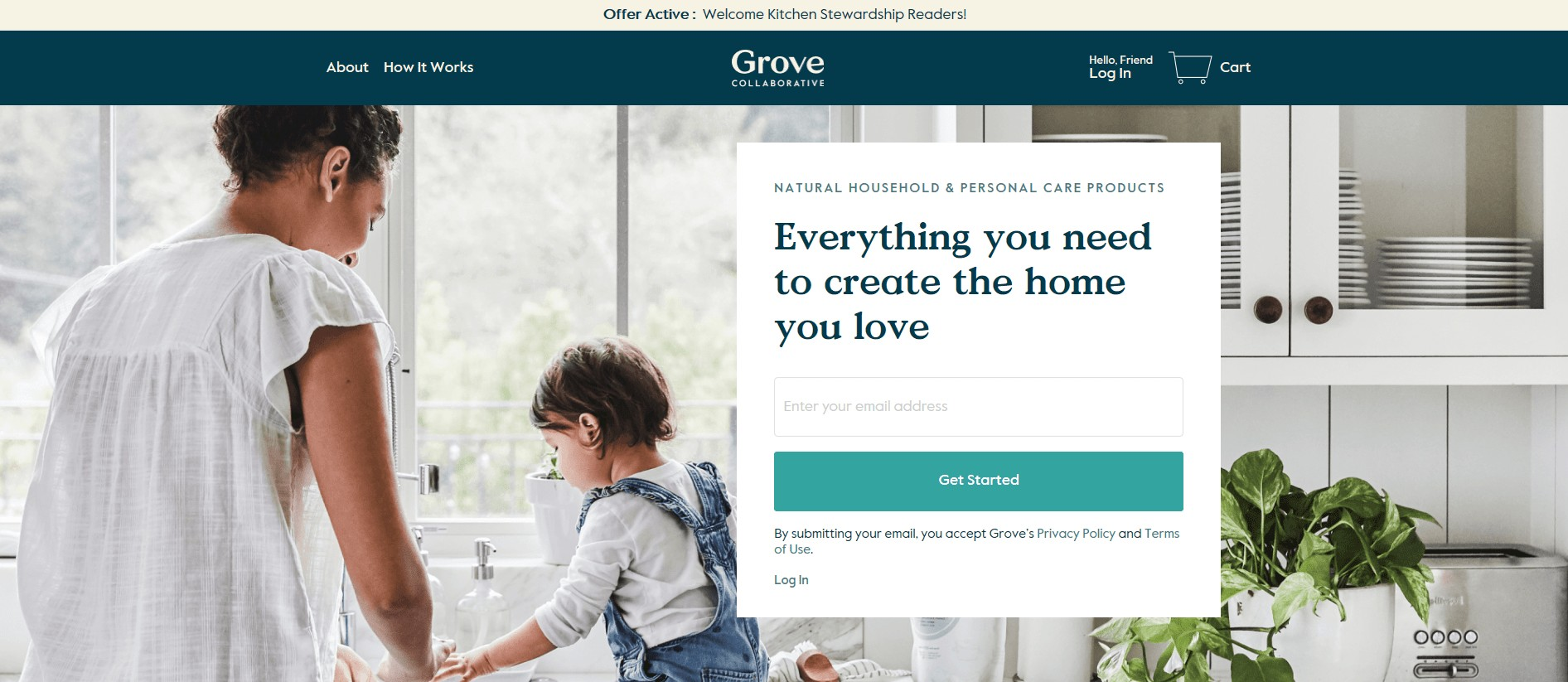 grove collaborative website