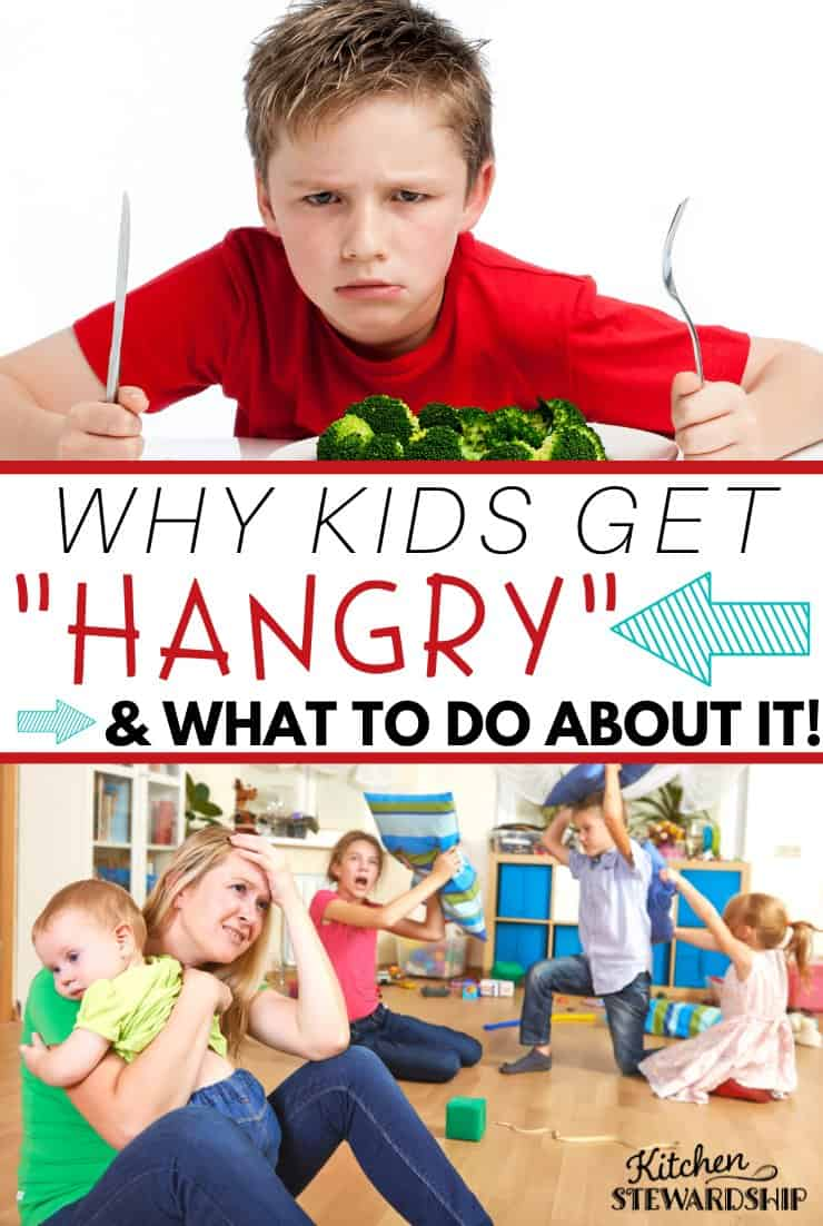 "Why kids get ""hangry"" and what to do about it"