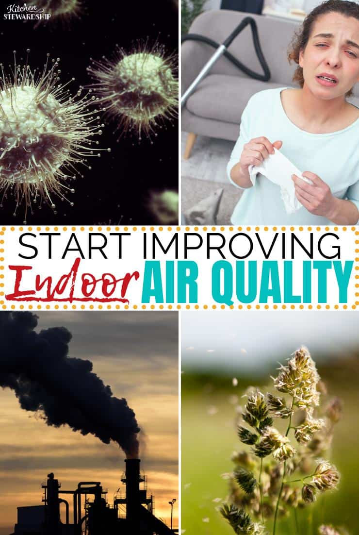 Start Improving Indoor Air Quality