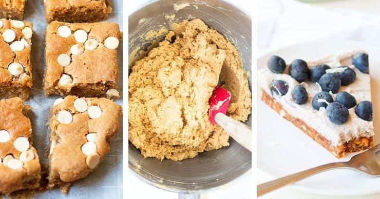 flourless dessert recipes