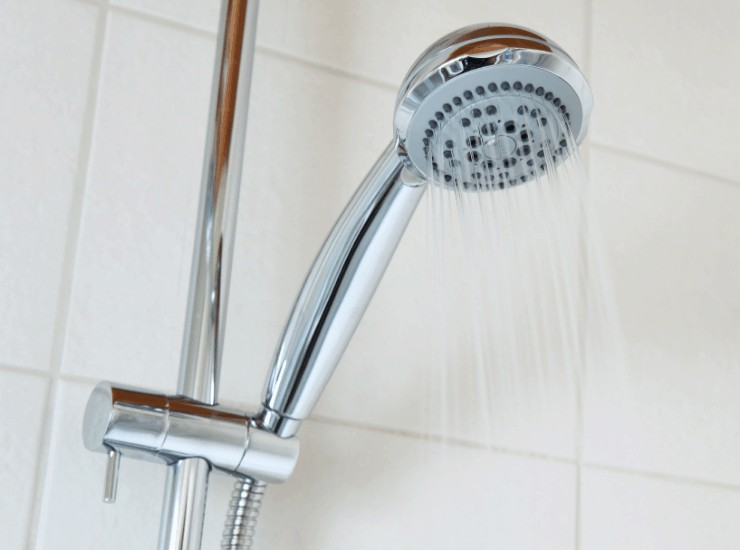 steam shower for pneumonia in toddlers
