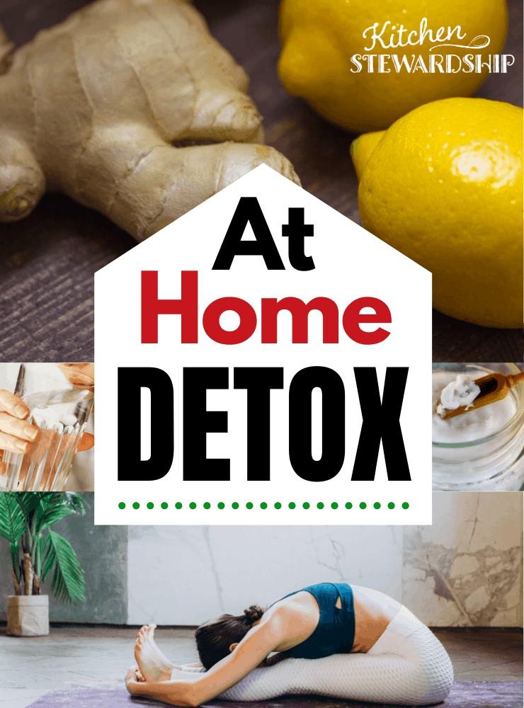 At home detox
