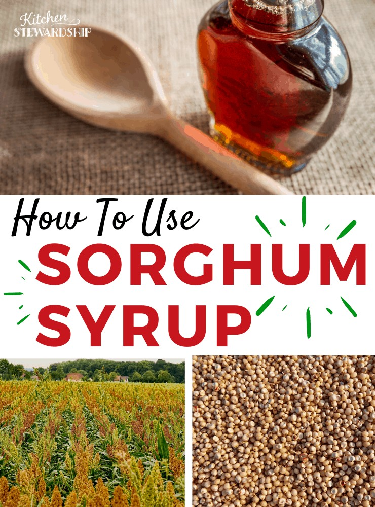 how to use sorghum syrup
