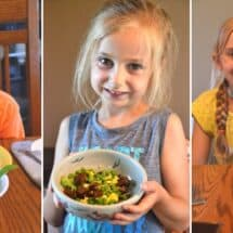 Salad Bar Ideas for a Kid-Friendly Dinner