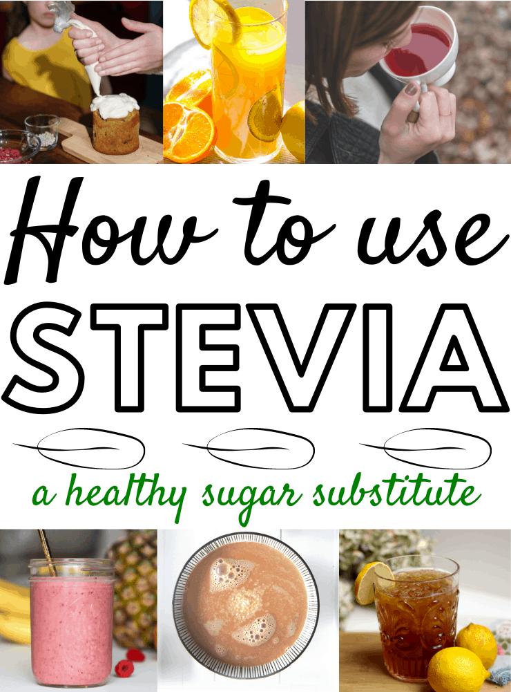 stevia as a sweetener