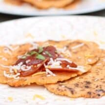Italian Inspired Keto Tortillas Recipe {2g Net Carb}