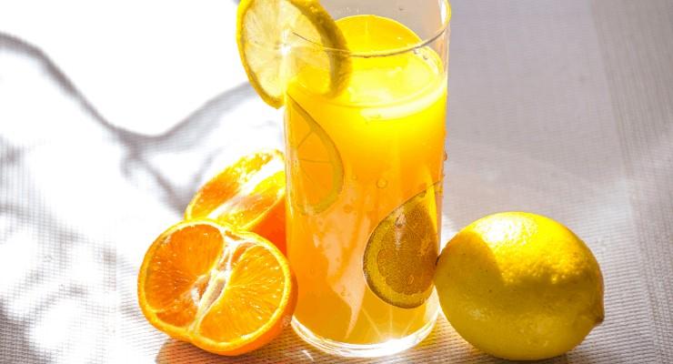 sweetening with stevia in lemonade
