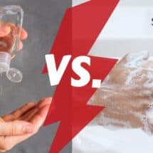 Natural Hand Sanitizers: Best Choices and Dangers of Conventional Sanitizer