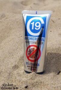 C19 hand sanitizer