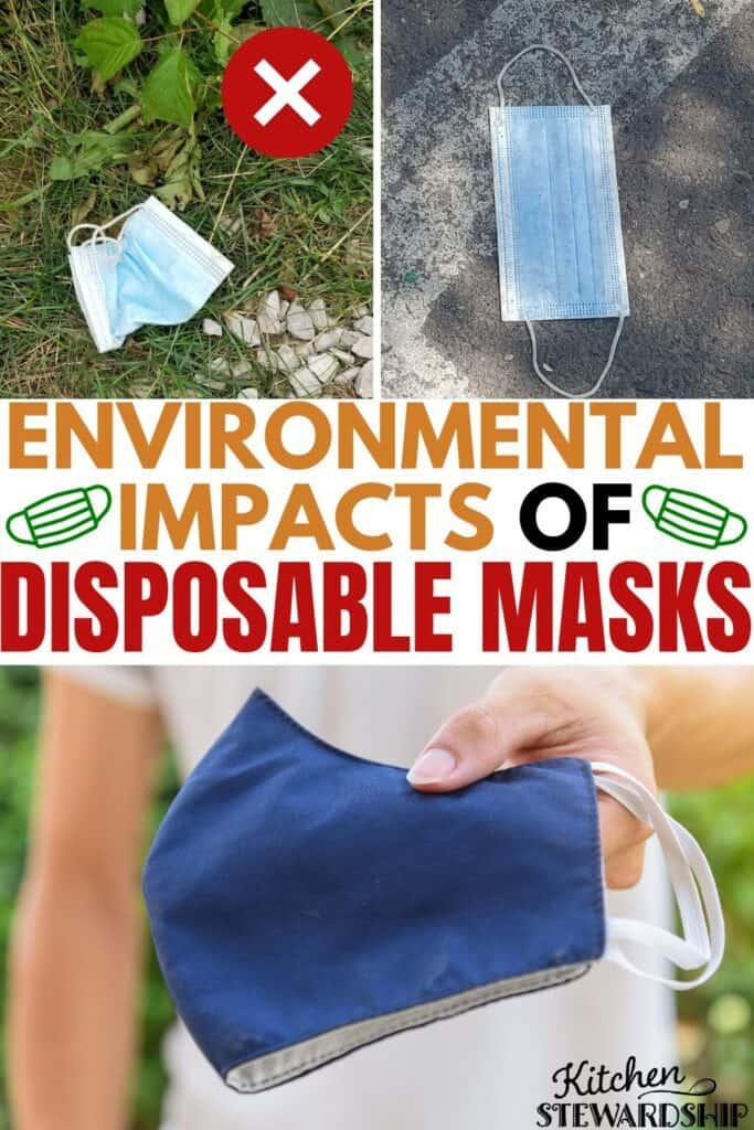 environmental impacts of disposable masks
