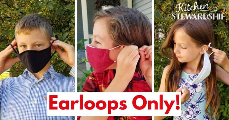 earloops only!