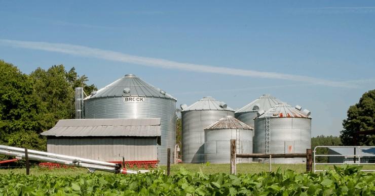 storage for grains
