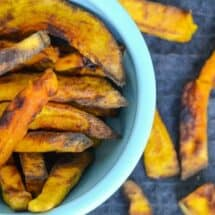 Healthy Air Fryer Veggie Fries Recipe