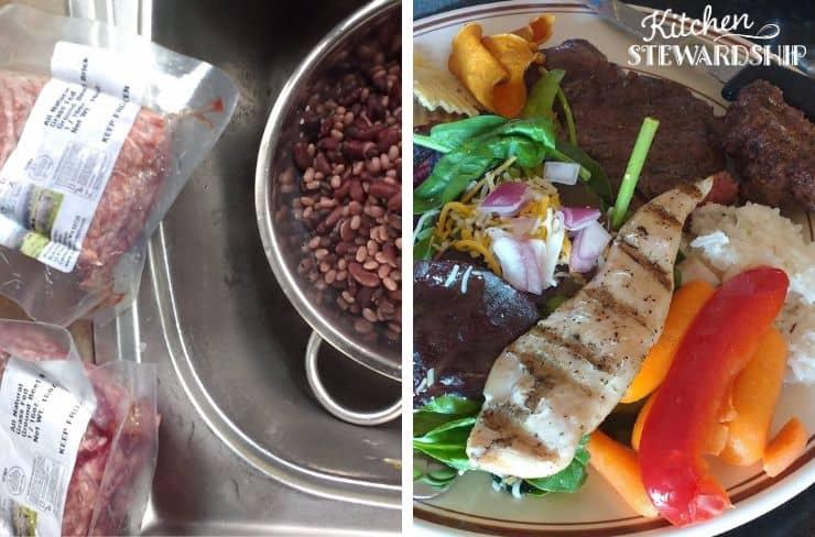 butcher box ground beef and chicken