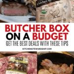 butcher box on a budget