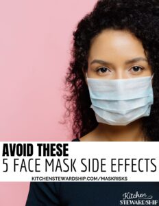 avoid these 5 face mask side effects