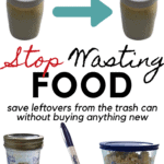 Stop wasting food in your kitchen by labeling better!