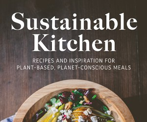 Sustainable Kitchen cookbook cover