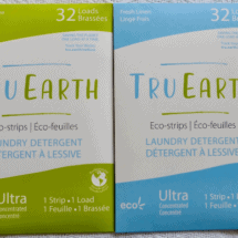 Eco-Friendly Detergent: Tru Earth Laundry Strips Review