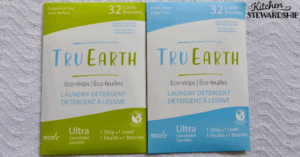 Tru Earth laundry strip review