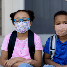 Could Masks be Helpful AND Harmful to our Kids?