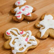 The Best Dairy-Free Cookie Substitutes: Dairy-Free Gingerbread Cookie Recipe