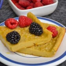 Gluten-Free Oven Pancake Recipe that Kids Can Make!