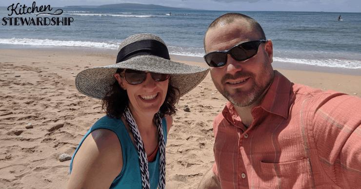 Kimballs on vacation