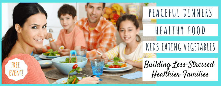 Building Less Stressed Healthier Families