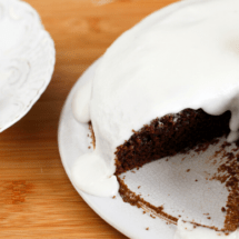 Dairy-Free Chocolate Cake Recipe (No Weird Ingredients!)