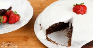 dairy-free chocolate cake