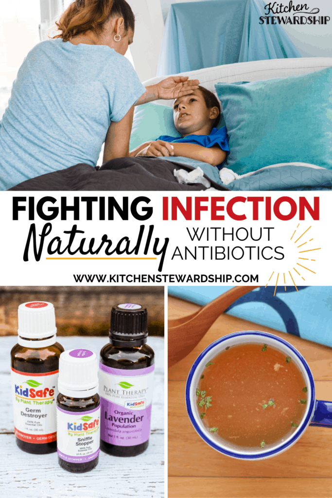 fighting infection naturally