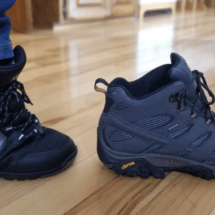 Xero Shoes Review: Hiking Boots Make Great Minimalist Snow Boots