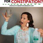 health benefits of aloe for constipation