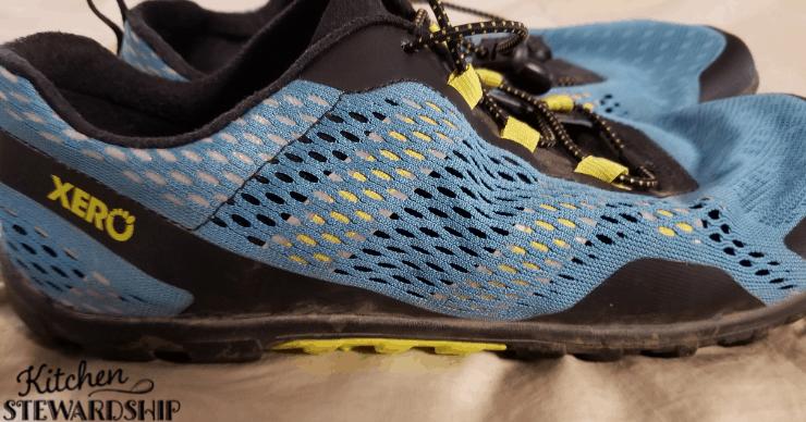 Xero water shoes