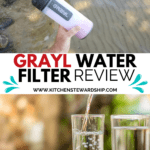 GRAYL water bottle filter